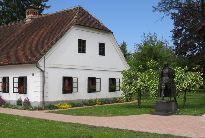 Museum in Spring